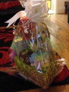 Easter raffle prize