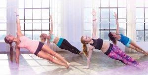 Pop Pilates class